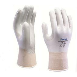 10 Pairs of SHOWA 370 Assembly Precision Grip Gloves - Nitri