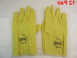 12 Pair SHOWA 70 Fully Coated PVC Glove SMALL 70-07 BES-S