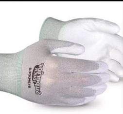 Superior Touch Static Dissipative PU-Coated Nylon Gloves Si