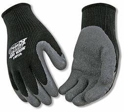 Kinco 1790-XL Warm Grip Latex Coated Gloves, X-Large, Gray