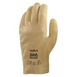 ANSELL 22-515 Coated Gloves,10/XL,Tan,PR