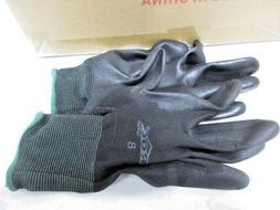 Pair Magid ROC Polyurethane Palm Coated Work Gloves Size 8