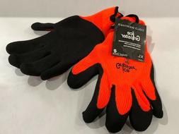 378INT-XL ICE GRIPSTER Winter Thermal Rubber Coated Insulate