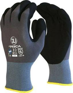 UCI Adept Nylon & Lycra Comfortable Breathable NFT Nitrile F
