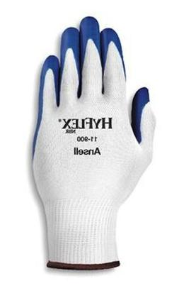 Ansell HyFlex 11-900 Nitrile Palm Coated Gloves Size 8, 3 Pa