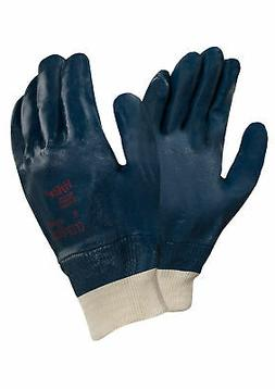 Ansell Hylite 47402 Nitrile Coated Gloves Size 10, 12 Pairs