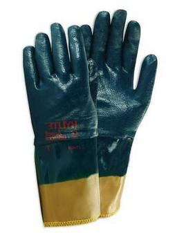 Ansell Hylite 47409 Nitrile Coated Gloves Size 10, 12 Pairs