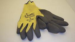 BEST 4811-10  CUT RESISTANT SAFETY GLOVES W/ LATEX COATED PA