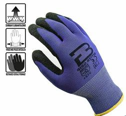 Better Grip Ultra-Thin BGSBL1 Nylon Sandy Latex Coated Work