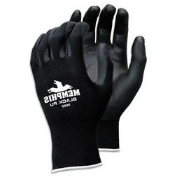 Black Nylon Glove Safety