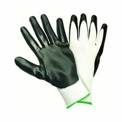 5 pack Nitrile Coated Gloves WEST CHESTER 37125/L5P Cut-Resi