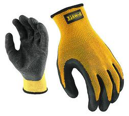 DeWalt DPG70 Textured Rubber Coated Gripper Work Gloves You