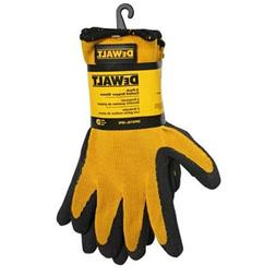 DeWalt DPG70L-3PK Coated Gripper Gloves, Large, 3-Pack