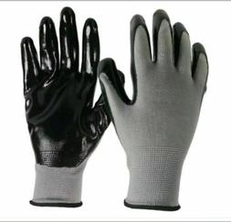 Firm Grip Nitrile Coated Gloves 10 Pack