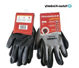 Kimberly Work Gloves KleenGuard G35 Fit Nitrile Coated Breat