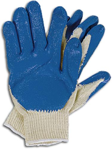 10 pairs string knit with blue latex