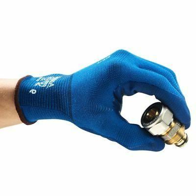 Ansell Hyflex Coated Gloves,Fortix