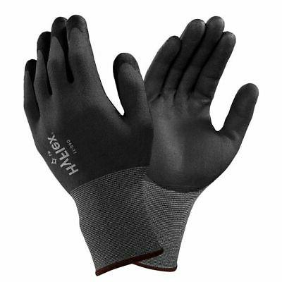 ANSELL Gloves,Nitrile,Silver,