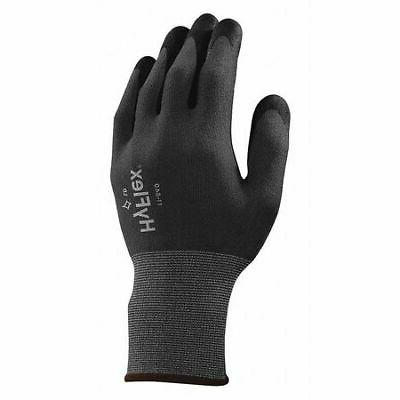 11 840 hyflex coated gloves nitrile silver