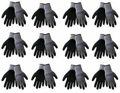 500nft nitrile coated work gloves sizes small
