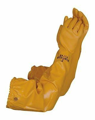 772 nitrile coated gloves 26 inch long