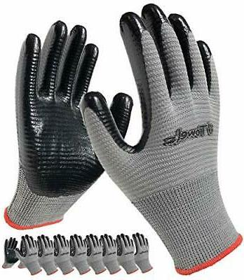 Coated Work Firm Grip, Pack, General Purpose, Work Con