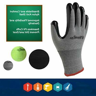 Coated Grip, Pack, General Purpose, Con