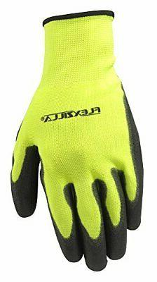 Flexzilla F559LN Gripper Work Gloves Coated Palm Dip for Sup