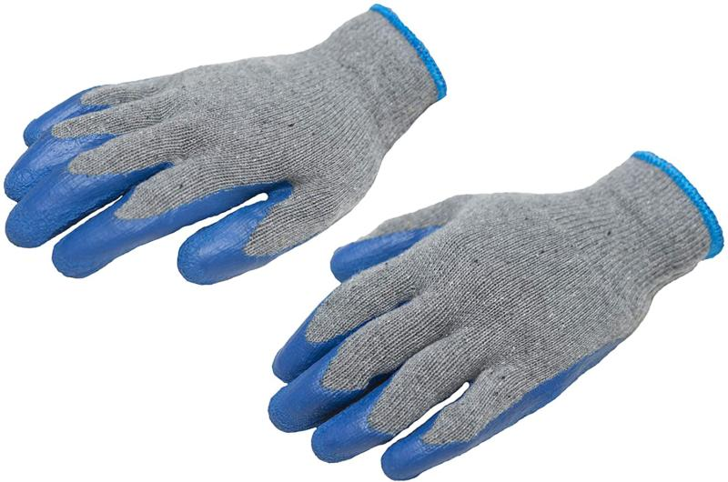 G Knit Textured Coated 12-Pa