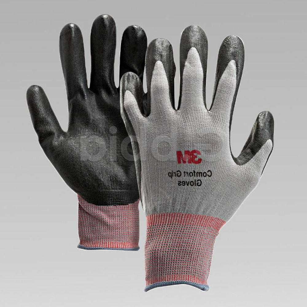 nitrile foam coated comfort gloves for electrical