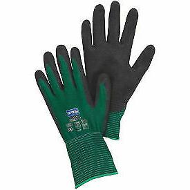 north flex oil grip nitrile coated gloves