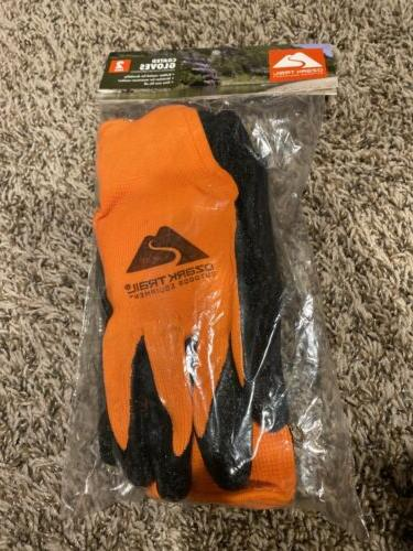 outdoor equipment rubber coated gloves set of