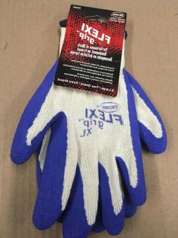 Latex Coated Gloves Extra Large Great For Brick Or Stone Fir