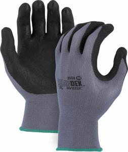 majestic superdex nitrile work gloves 3228 xsmall