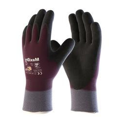 PIP MaxiDry Zero Nitrile Coated Thermal Lined Work Gloves