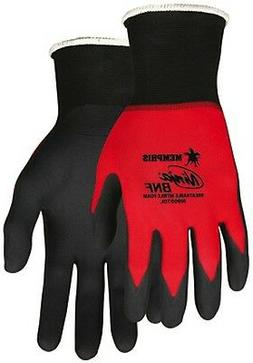 Memphis N96970XL XL Ninja BNF 18 Gauge Coated Work Gloves