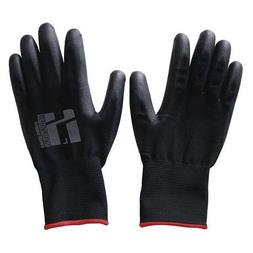 mr serious pu coated painting gloves graffiti