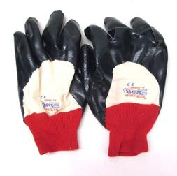 NEW! LOT of 12 PAIR BEST NITRI-PRO COATED WORK GLOVES #7000P