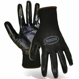 Boss Nitrile Coated Gloves Assembly Grip X Large
