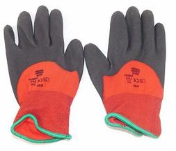 North Coated Gloves Red Extra Small NF11X/6XS