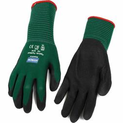 North Flex Oil Grip Nitrile Coated Safety Gloves SMALL Size