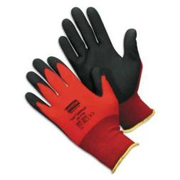 Honeywell North® NorthFlex Red Foamed PVC Palm Coated Glove