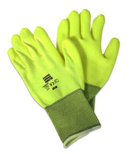 North by Honeywell NorthFlex Neon NF11HVY Hi-Viz Yellow PVC