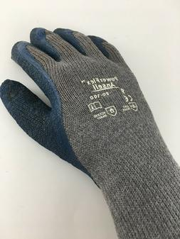 Ansell PowerFlex 80-100 Rubber Coated Work Gloves