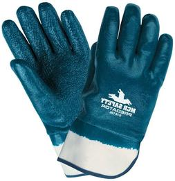 MCR Safety Predator 9761RS Rough Finish Nitrile Coated Glove