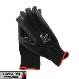 GLOBAL GLOVE PUG17-S POLYURETHANE COATED ANTI-STATIC WORK G
