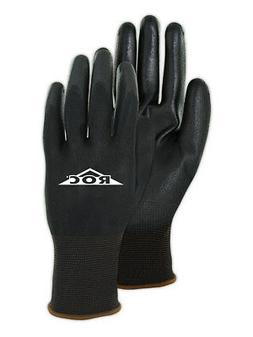 Magid ROC Polyurethane Palm Coated Work Gloves Size 10, 12 P