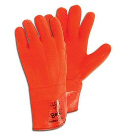 Showa Best Chemical Resistant Insulated PVC Coated Gloves, 1