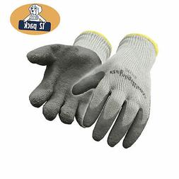 thermal ergo grip crinkle latex palm coated
