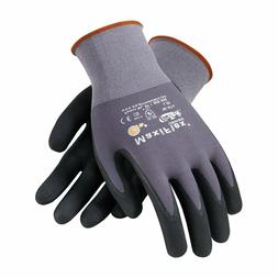 MaxiFlex® Ultimate 34-874 Nitrile Coated Gloves - 12 Pairs